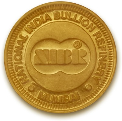 P.N.Gadgil Jewellers 24  995  K 10 g Gold Coin