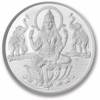 P.N.Gadgil Jewellers Laxmi Shree S 999 100 g Silver Coin