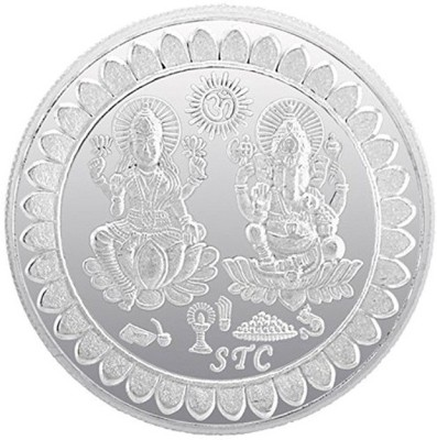 JEWELS OF JAIPUR S 999 10 g Sterling Silver Coin JEWELS OF JAIPUR Coins   Bars