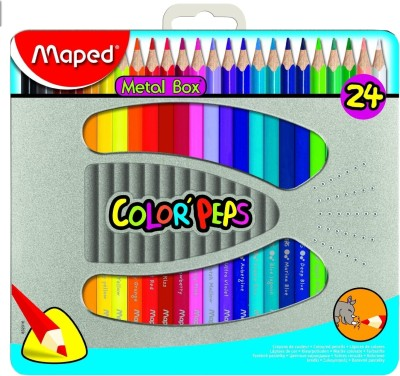 Maped Colorpeps Triangular Shaped Color Pencil