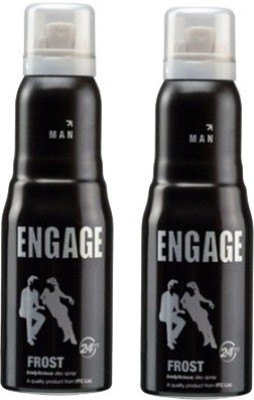 Engage Frost and Frost Combo Set(Set of 2)  available at flipkart for Rs.373