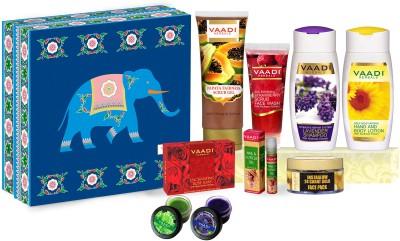 Vaadi herbals Luxurious Beauty Herbal Gift Set Combo Set