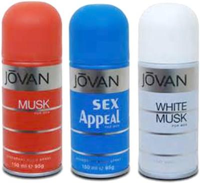 Jovan Jovan Combo Set(Set of 3)