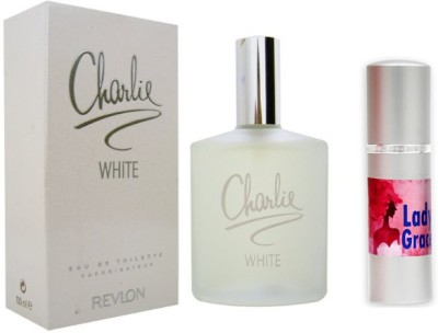 Revlon Charlie White Perfume And Lady Grace Combo Set(Set of 2)  available at flipkart for Rs.849