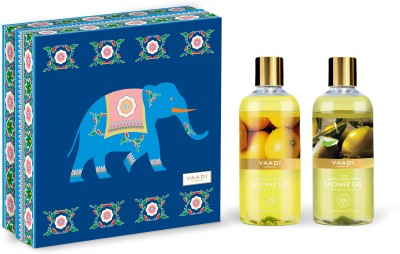Vaadi herbals Fresh Springs Shower Gel Gift Box - Combo Set