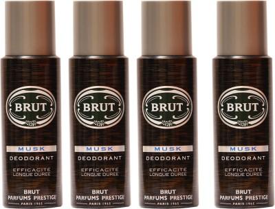 Brut Musk Combo Set(Set of 4)