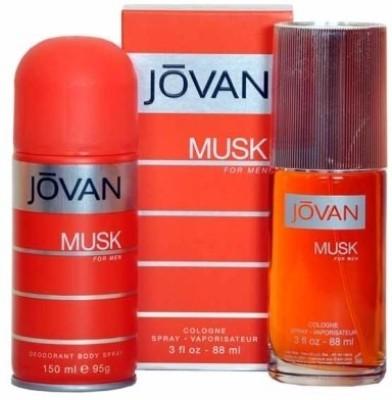 Jovan Jovan Gift Set(Set of 2)