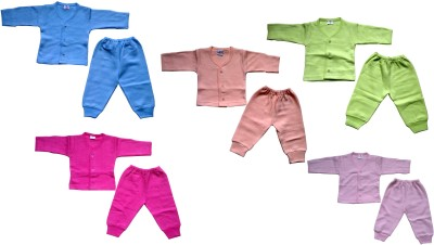 Xchildhood thermal dress Combo Set(Set of 5)