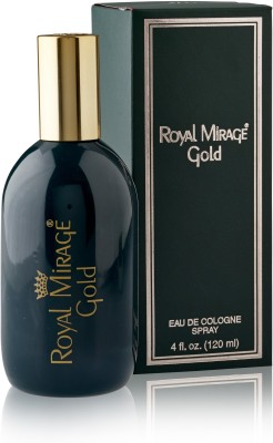 Royal Mirage Gold EDC  -  120 ml(For Boys)  available at flipkart for Rs.999