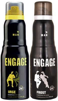 Engage Engage Combo Set Combo Set(Set of 2)  available at flipkart for Rs.362