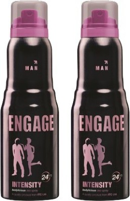 Engage Intensity and Intensity Combo Set(Set of 2)  available at flipkart for Rs.371