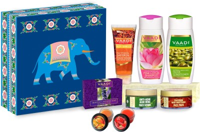 Vaadi herbals Royal Elegance Herbal Gift Set Combo Set