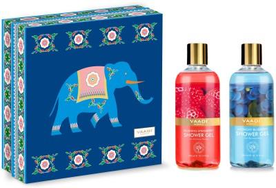 Vaadi herbals Very Berry Shower Gels Gift Box - Combo Set