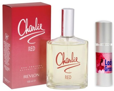 Revlon Charlie Red Perfume And Lady Grace Combo Set(Set of 2)  available at flipkart for Rs.799