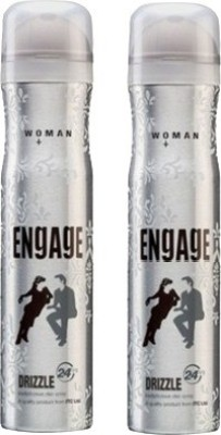Engage Drizzle and Drizzle Combo Set(Set of 2)  available at flipkart for Rs.364