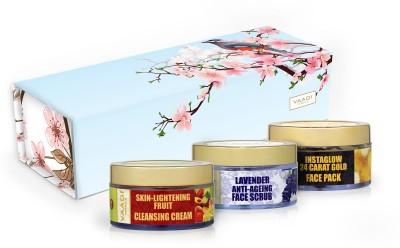 Vaadi herbals Glamorous Glow Skin Care Herbal Gift Set Combo Set