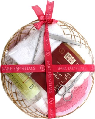 Bare Essentials Face Glow Kit(Set of 8)  available at flipkart for Rs.899