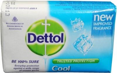Dettol Cool Soap - Set of 3