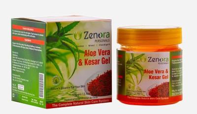 Zenora Aloe Vera & Kesar Gel(100 g)