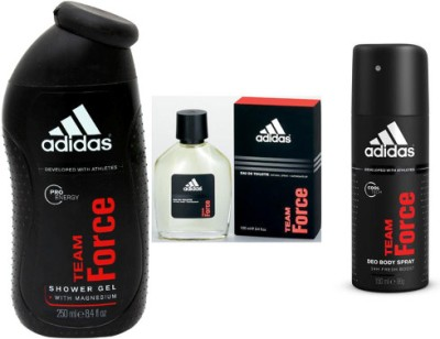 a4bf86f72414 36% OFF on ADIDAS Team Force set(Set of 3) on Flipkart