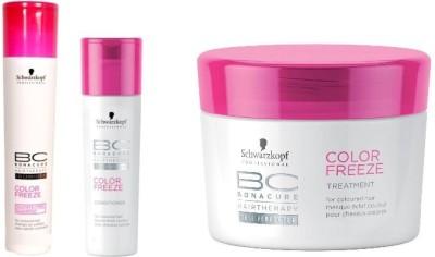 Schwarzkopf hair care(Set of 3)
