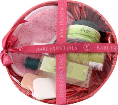Bare Essentials Face Celebration Pack(Set of 7)  available at flipkart for Rs.999