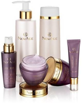 Oriflame Sweden NovAge Ultimate Lift Set Price in India February, 2018    IndiaShopps d5286f347f5d
