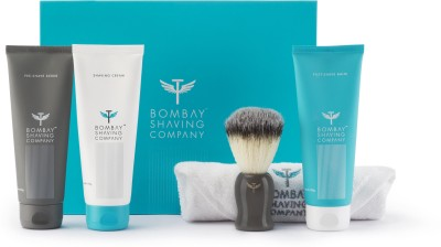Bombay Shaving Company 3-Step Regimen(Set of 1)