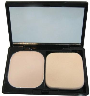 Glam Secret Pressed Powder 2 Compact(White, 15 g)