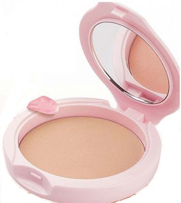 Avon Simply Pretty Smooth and White Pressed Powder SPF14 Compact  - 10 g(Khaki)  available at flipkart for Rs.290