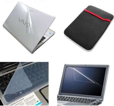 Namo Art 4 in 1 Accessories Combo For 14.1 inch Laptop Combo Set