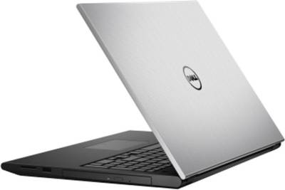 Dell Inspiron 15 3000 3543 Y561928HIN9 Intel Core i5 (5th Gen) - (8 GB DDR3/1 TB HDD/Windows 10/2 GB Graphics) Notebook (15.6 inch, SIlver)