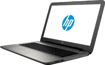 HP-15-ac101TU-Notebook-(N4G35PA)-(5th-Gen-Intel-Core-i3--4GB-RAM--1TB-HDD--39.62-cm-(15.6)--Windows-10)-(Silver)