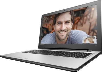 Lenovo Ideapad 300 300-15ISK 80Q700UGIN Intel Core i5 (6th Gen) - (4 GB DDR3/1 TB HDD/Windows 10/2 GB Graphics) Notebook (15.6 inch, SIlver)