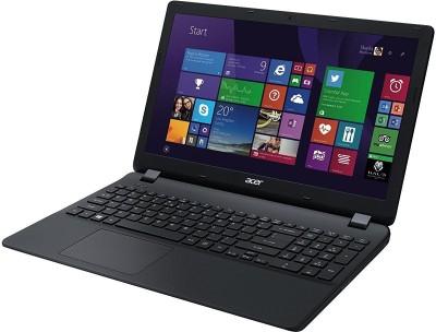 Acer Aspire Pentium Quad Core 3rd Gen - (4 GB/500 GB HDD/DOS) ES1-531-P5GU Laptop(15.6 inch, Diamond Black, 2.5 kg)