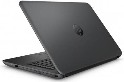HP Laptop HP 240 HP 240 G4 Notebook 240-G4 T0Z96PA Intel Pentium Dual Core 5th Gen - (4 GB DDR3/500 GB HDD/Free DOS) Notebook (14 inch, Black)