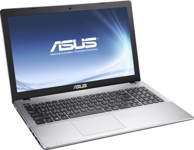 Asus Core i3 4th Gen - (4 GB/500 GB HDD/DOS/2 GB Graphics) X Notebook(15.6 inch, Grey, 2.5 kg)