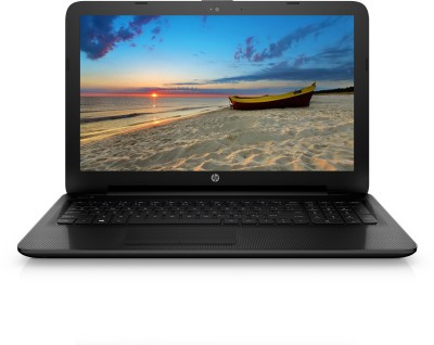 HP Core i5 4th Gen - (4 GB/1 TB HDD/DOS) 15-ac650TU Notebook(15.6 inch, Jack Black Color With Textured Diamond Pattern, 2.19 kg)