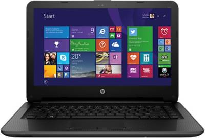 HP 240 Commercial Series G4 N3S58PT Core i3 5th Gen 5005U - (4 GB DDR3/500 GB HDD/No OS) Notebook (14 inch, Black)