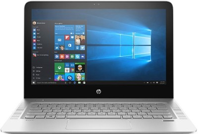 HP Envy Core i5 6th Gen - (8 GB/256 GB SSD/Windows 10 Home) 13-d116TU Thin and Light Laptop(13.3 inch, Silver, 1.35 kg)
