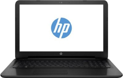 HP Core i3 4th Gen - (4 GB/1 TB HDD/DOS) 15-ac042TU Laptop(15.6 inch, Jack Black Color With Textured Diamond Pattern, 2.14 kg)