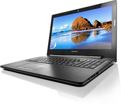 Lenovo G G50-80 80E502Q3IH Core i3 (5th Gen) - (4 GB DDR3/1 TB HDD/Free DOS/2 GB Graphics) Notebook (15.6 inch, Black)