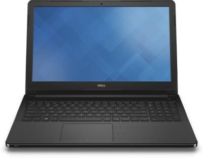 Dell Vostro 3558 3558 Core i3 (5th Gen) - (4 GB DDR3/1 TB HDD/Linux/Ubuntu/2 GB Graphics) Notebook (15.6 inch, Black)