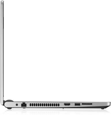 Dell Inspiron 5559 5559i581tb4gbw10SM Y546511HIN8SM Intel Core i5 (6th Gen) - (8 GB DDR3/1 TB HDD/Windows 10/4 GB Graphics) Notebook (15.6 inch, SIlver Matt)