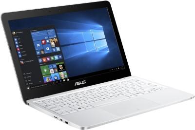 Asus Eeebook Atom - (2 GB/32 GB EMMC Storage/Windows 10 Home) E200HA-FD0005TS Netbook(11.6 inch, White, 0.98 kg)