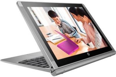 HP Atom - (2 GB/32 GB EMMC Storage/Windows 10 Home) T6T50PA x2 210 2 in 1 Laptop