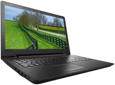 Lenovo IP Pentium Quad Core 4th Gen - (4 GB/1 TB HDD/DOS) IdeaPad 110 Laptop(15.6 inch, Black)