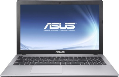 Asus X555LA-XX172D Notebook (Core i3 4th Gen/ 4GB/ 500GB/ Free Dos) (9ONB0652-MO7120)(15.6 inch, Black, 2.3 kg) image