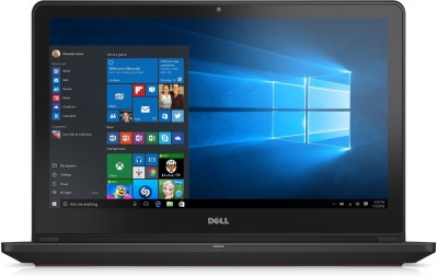Dell Inspiron 7000 Core i7 6th Gen - (8 GB/1 TB HDD/8 GB SSD/Windows 10 Home/4 GB Graphics) 7559 Gaming Laptop(15.6 inch, Black, 2.57 kg)