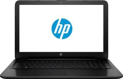 HP 15-AC040TU 15.6-inch Laptop (Pentium 3825U/4GB/500GB/FreeDOS 2.0/Intel HD Graphics), Sparkling Black